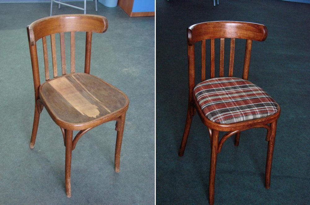 Реставрация стула своими руками