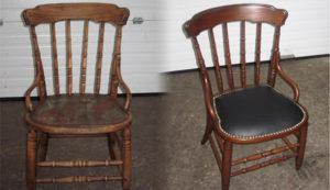 Перетяжка стульев на дому недорого в Щёлково